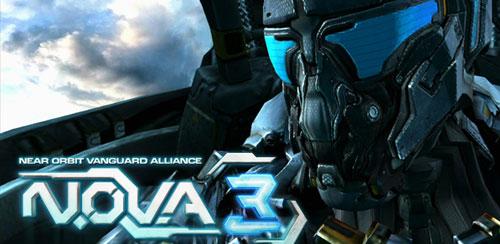 بازی N.O.V.A. 3 – Near Orbit Vanguard Alliance