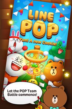 LINE POP v5.1.0