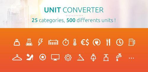 Unit converter – Convert metric units & Measure v2.3.1 build 73