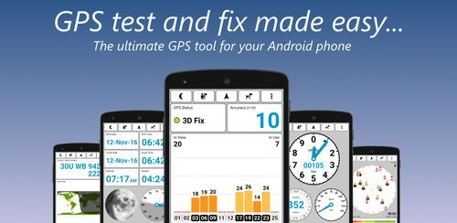 GPS Test v1.6.3 build 57