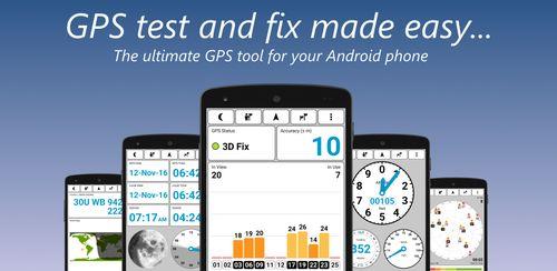 GPS Test v1.6.2 build 55
