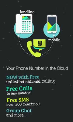 yuilop Your Phone in the Cloud 1.9.3