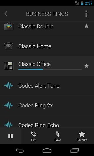 Ringtones Complete v4.3