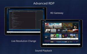 تصویر محیط Remotix VNC, RDP, NEAR v8.1.6