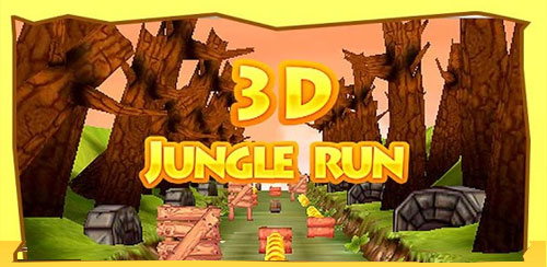 3D Jungle Runner : Racing Game v1.0
