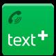 دانلود نرم افزار اس ام اس رایگان textPlus: Free Text & Calls v7.4.1 اندروید