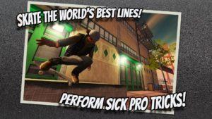 تصویر محیط Tech Deck Skateboarding v2.1.1