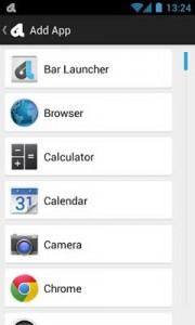 Bar Launcher87