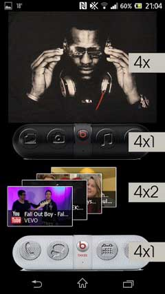 Beats by Dr. Dre Theme HD UCCW v1.0