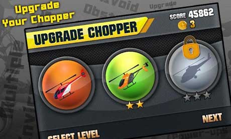 Chopper Drift v1.0