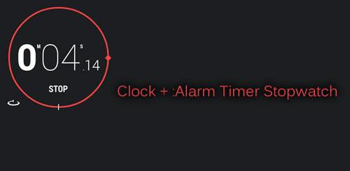 Clock-+