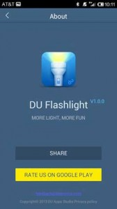 DU Flashlight – Brightest LED 1