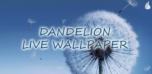 Dandelion Live Wallpaper v1.6.2
