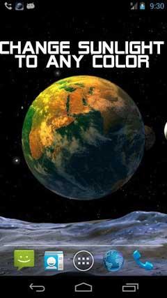 Earth Live Wallpaper (DONATE) v1.0.9