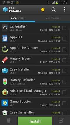 Easy Installer – Install v3.0.6