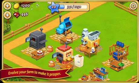 Farm Town v1.22