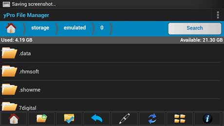 File Explorer & Backup yPro v1.0