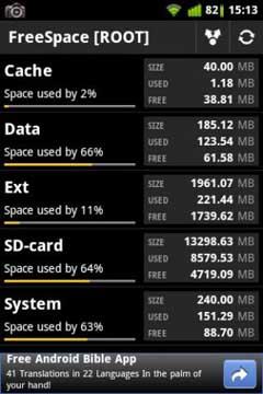 FreeSpace v1.2.0