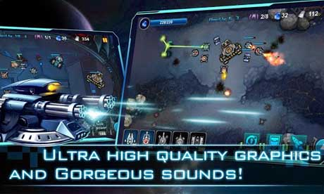 Galaxy Defense v1.0.0