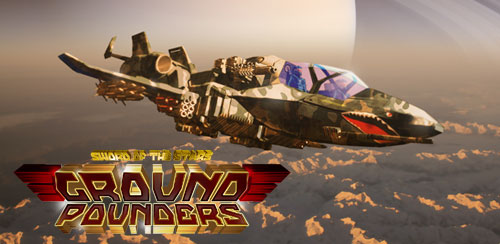 Ground Pounders v1.6 + data