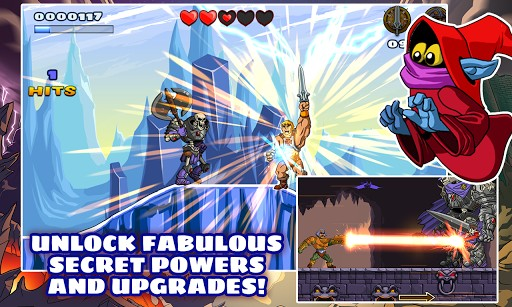 He-Man: The Most Powerful Game v1.0.2 + data