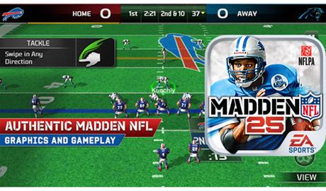 MADDEN NFL 25 by EA SPORTS™ v1.1 + data