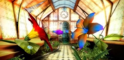 Magic Greenhouse 3D Pro lwp v1.0