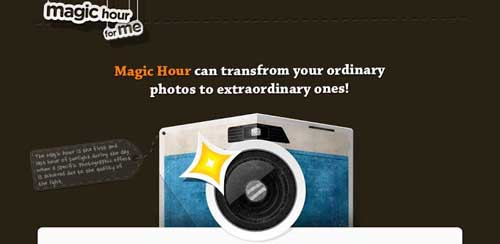 Magic Hour – Camera v1.2.61