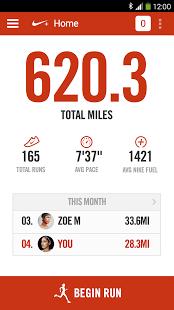 Nike+ Running v1.7
