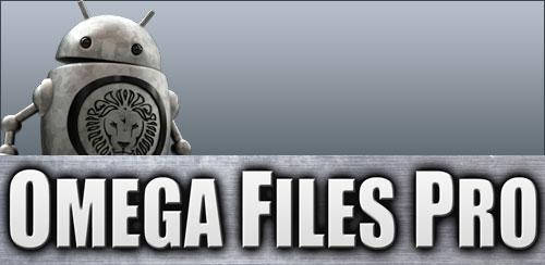 Omega-Files-Pro