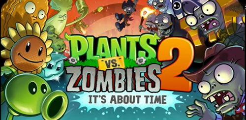 Plants vs. Zombies 2 HD v1.0.1 + data