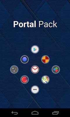 Portal Pack: Nova Apex ADW v1.0