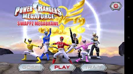 Power Rangers:Swappz MegaBrawl v1.0.9979 + data