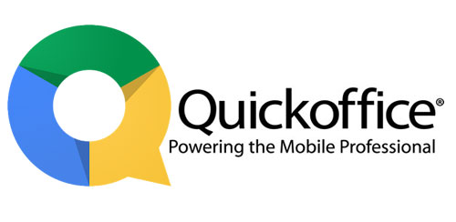 Quickoffice v6.5.1.12