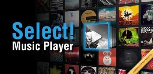 Select! Music Player Pro v1.1.0