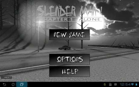 Slender Man! Chapter 1: Alone v6.3 + data