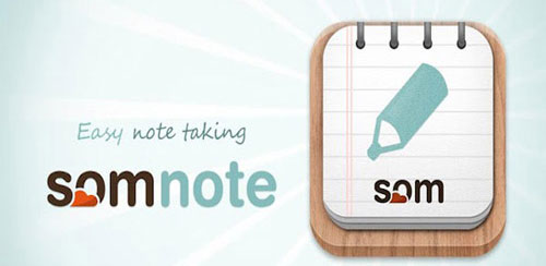 SomNote Beautiful note app v2.3.10