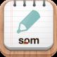 دانلود نرم افزار SomNote Beautiful note app v2.3.10 اندروید