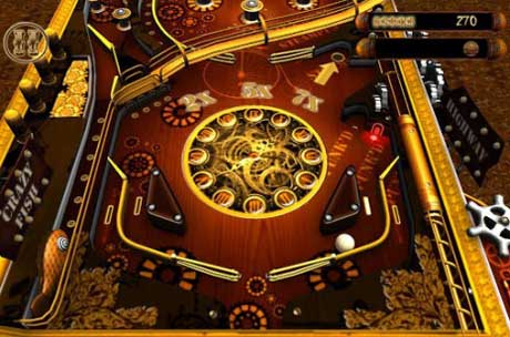 Steampunk Pinball v1.04