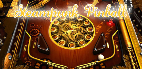 Steampunk-Pinball