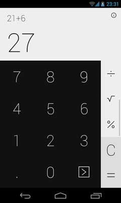 Swipe Calculator FREE v1.0