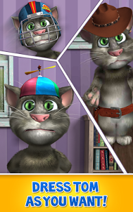 Talking Tom Cat 2 v5.0.1
