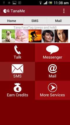 TanaMe PRO – call,sms,im,mail v1.2.20