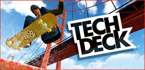 Tech Deck Skateboarding v2.1.1