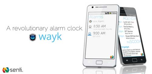 Wayk – An alarm about Wayking v1.0