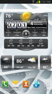 Weather Live with Widgets258