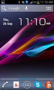 Xperia Z HD Theme69