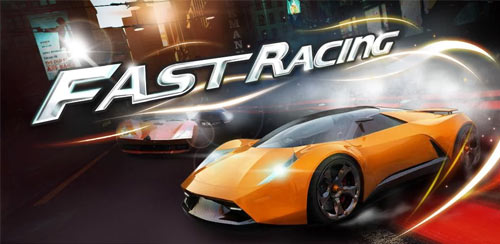 Fast Racing 3D v1.6