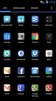 iNex Full – Apex/Nova Icons v2.5