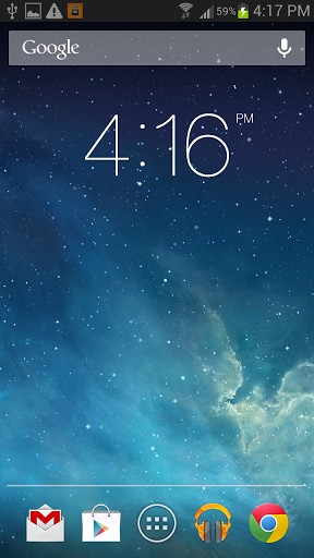 iPhone 5S Live Wallpaper Pack v1.4